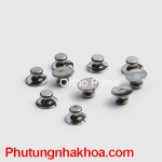Lingual button Weldable round